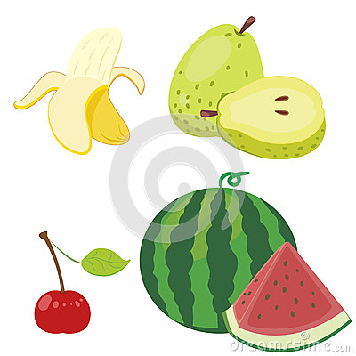 Cute fruit collection10
