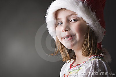 Cute and geeky little christmas elf