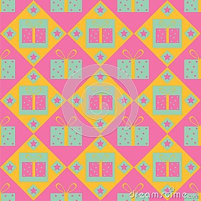 Cute gift pattern