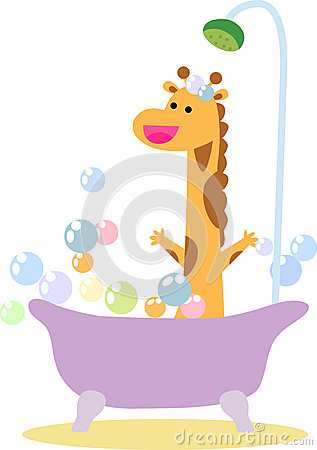 A cute giraffe in Bath