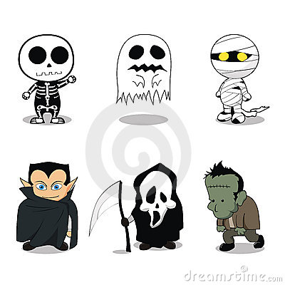 Cute Halloween Ghost Costumes