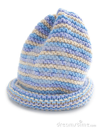 Cute Hand Knitted Baby Hat