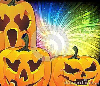 Cute Jack O lanterns