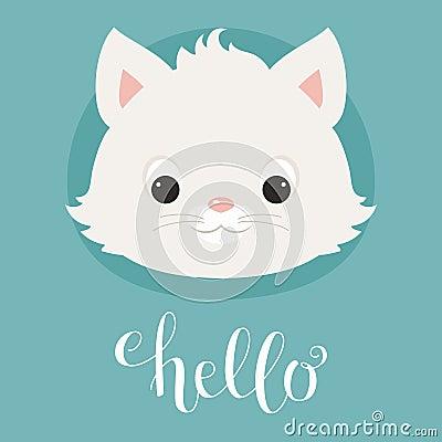 Free Cute Kitten/cat Head Stock Photo - 92668790