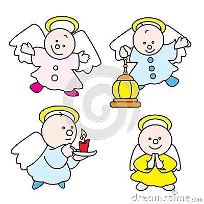 Cute little angels 2009 C