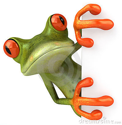 Free Cute Little Frog Stock Photo - 6862460