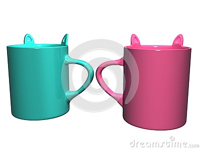 Cute Mug Design_Raster