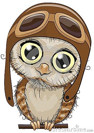 cute owl stock vector image 60046165