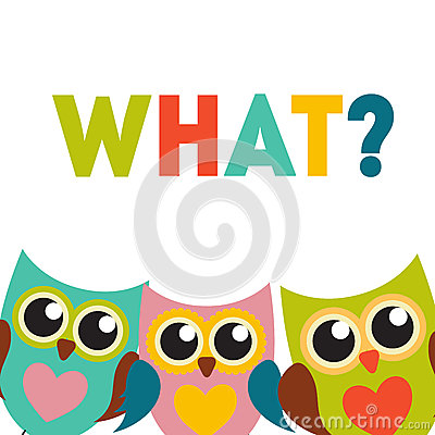 Free Cute Owl Pattern Background With Place For Your Text Vector Illu Stock Photos - 77573763