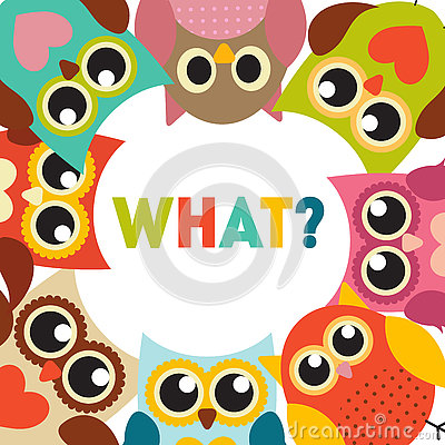 Free Cute Owl Pattern Background With Place For Your Text Vector Illu Royalty Free Stock Images - 77574019