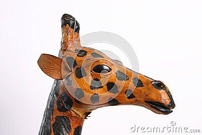 Cute Papier Mache Giraffe