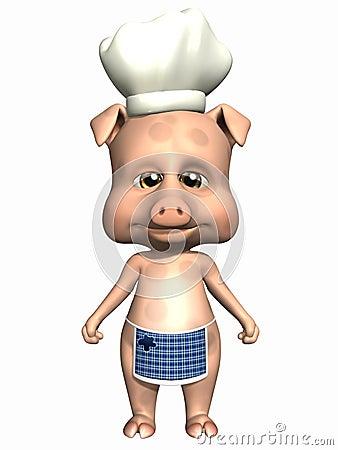 Cute Pet - Pig