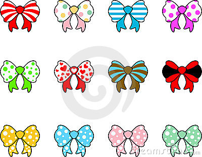 Cute ribbon collection