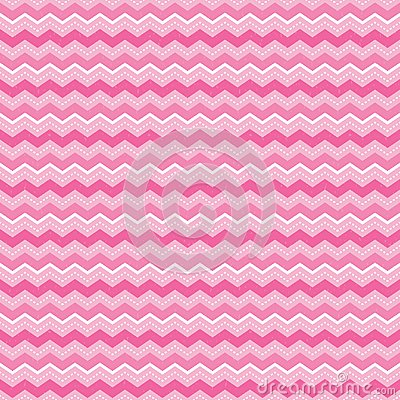 Free Cute Seamless Background Chevron Stripes Pink And White Royalty Free Stock Photos - 107115568