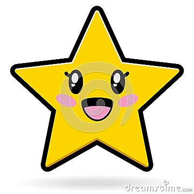 Cute Star EPS