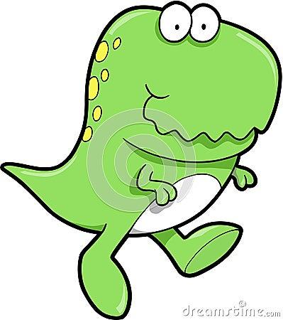 Cute T-Rex Dinosaur
