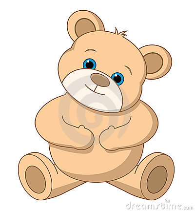Royalty Free Vector Images on Cute Teddy Bear Vector Royalty Free Stock Images   Image  17650019