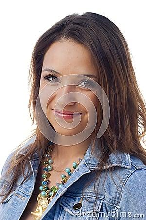 Cute Teen Girl