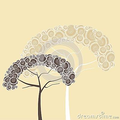 Cute trees