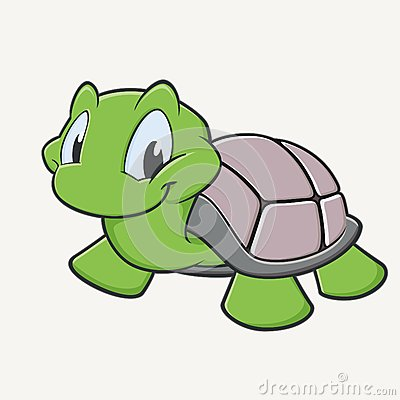 Free Cute Turtle Stock Photos - 35108333