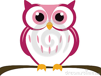 Cute Vector Owl Stock Images - Image: 34410704