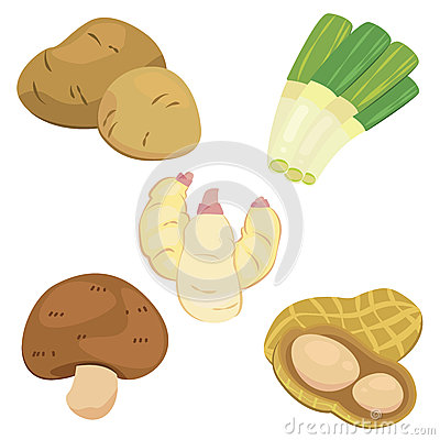 Cute vegetable collection 05