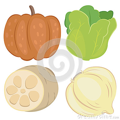 Cute vegetable collection 06
