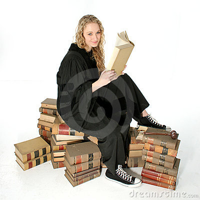 Free Cute Young Judge Royalty Free Stock Images - 455959