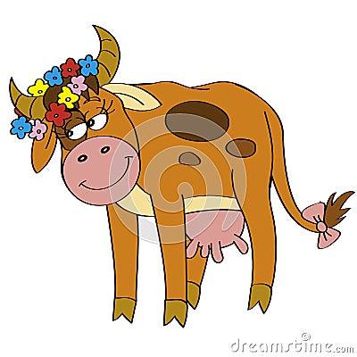 Cutie cow