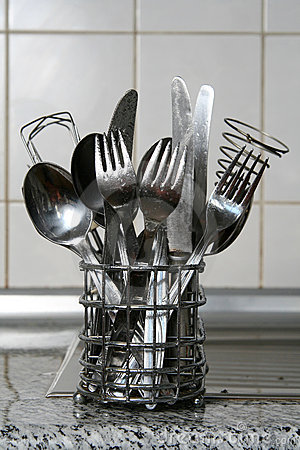 Free Cutlery Royalty Free Stock Image - 2475076