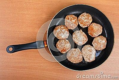 Cutlet food