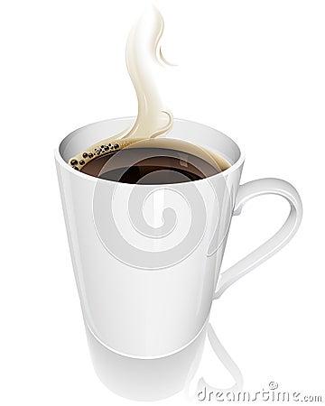 Cuvette de café