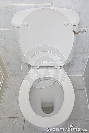 cuvette de toilette photos stock image 17416833. Black Bedroom Furniture Sets. Home Design Ideas
