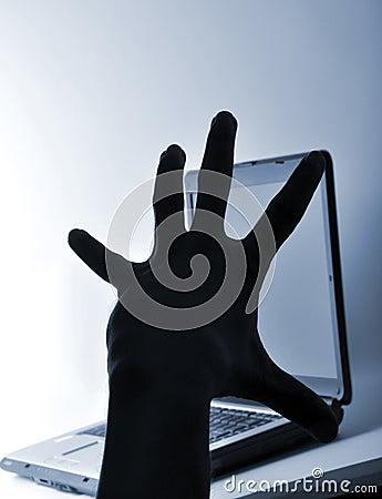Free Cyber Crime Stock Photos - 10241053