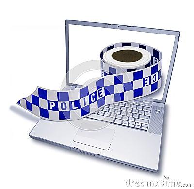 Computer Crime Security Hack