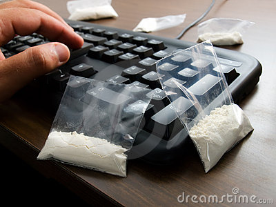 Cyber drug dealer