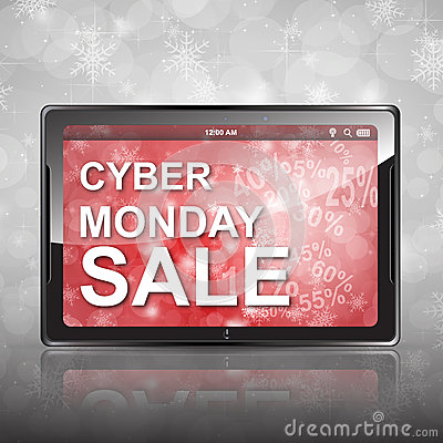 Cyber Monday Shopping