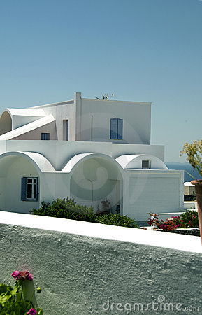Cyclades greek architecture