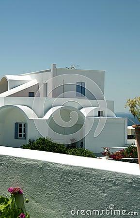 Cyclades greek architecture