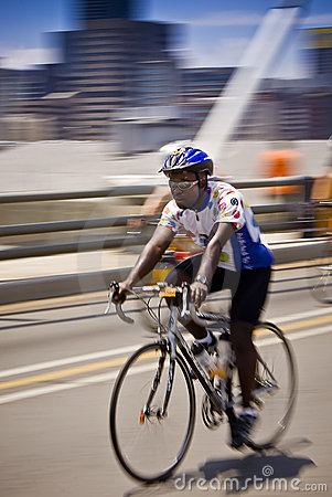Cycle Challenge Sunday - 94.7 Momentum Editorial Image