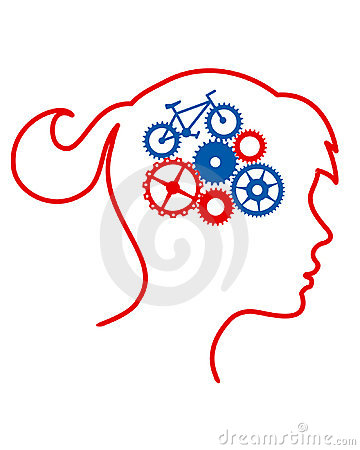 Cycling brain