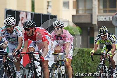 Cycling: Giro d'Italia of the Centenary - 2009 Editorial Photography