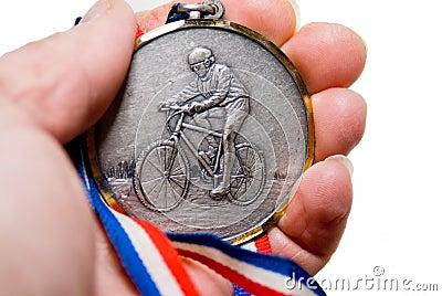 Cycling Medal / Award