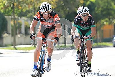 Cycling race Bohemia tour 2012 Editorial Image