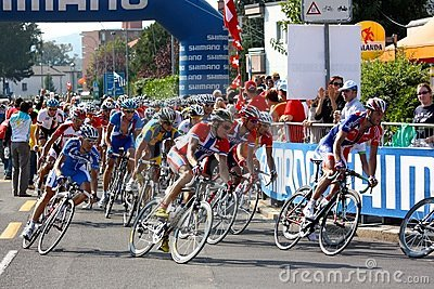Cycling - UCI Road World Championships 2009 Editorial Photo