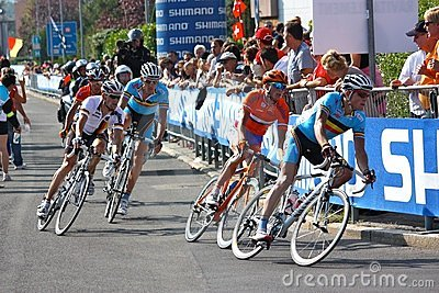 Cycling - UCI Road World Championships 2009 Editorial Stock Photo