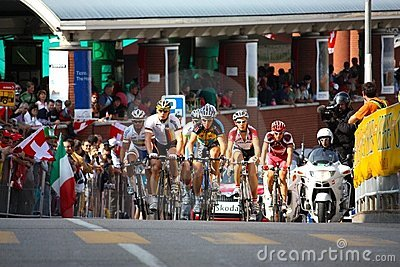 Cycling - UCI Road World Championships 2009 Editorial Image