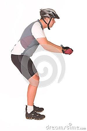 Cyclist #4