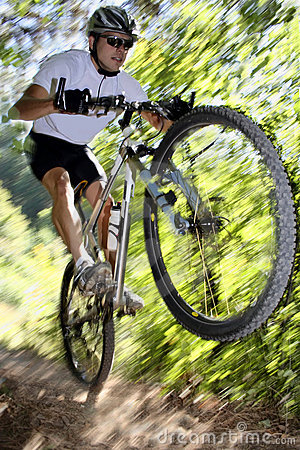 Free Cyclist Royalty Free Stock Images - 4715569
