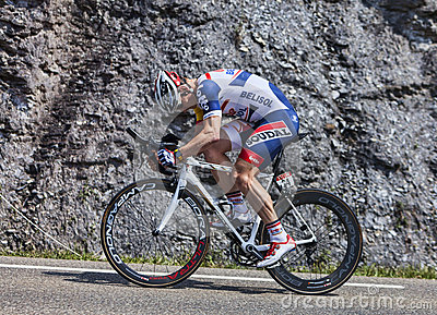 The Cyclist Andre Greipel Editorial Photo